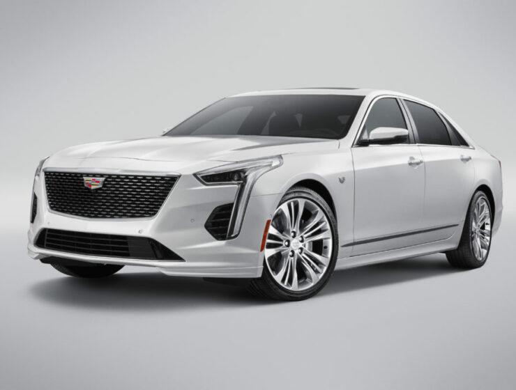 2019 Cadillac CT6 - GM Backs Down