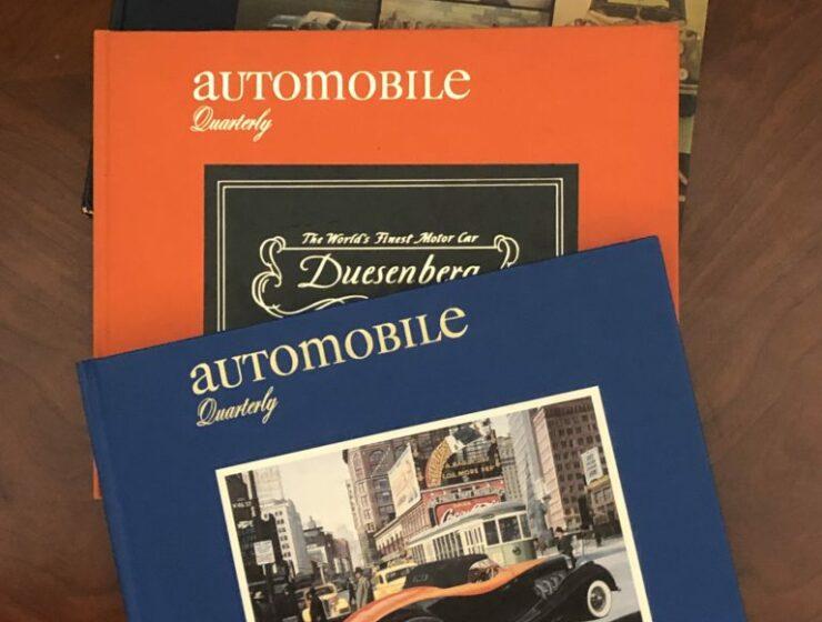 Redscovering Automobile Quarterly