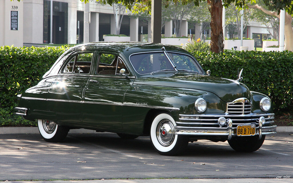 THE REAL REASON PACKARD DIED – Automobile Chronicles